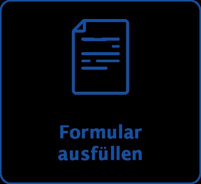 Ausbildung Mechatroniker Icon Formular ausfüllen