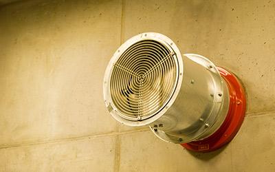 Brandschutzkappe